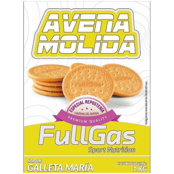 AVENA PREMIUM REPOSTERIA Galleta...
