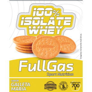 100% ISOLATE WHEY Galleta...