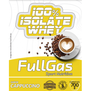 100% ISOLATE WHEY Capuccino...