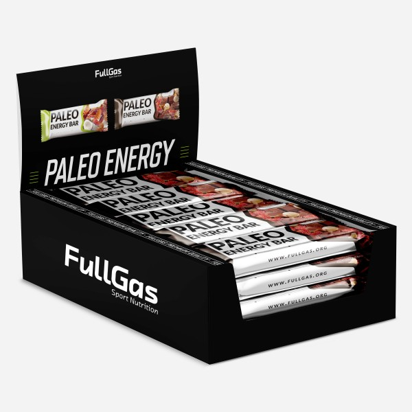 CAJA 12 unid Paleo Energy Bar...