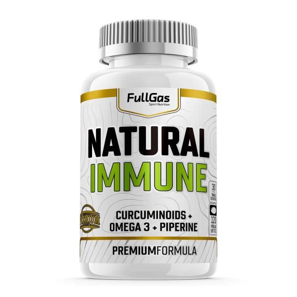 Natural Immune 120 perlas