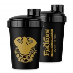 Shaker Fullgas PORRA GAINS...
