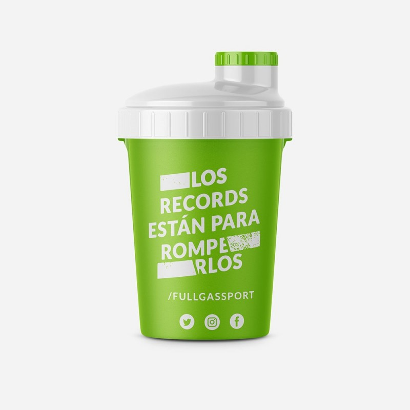 Shaker Fullgas  500 cc Verde