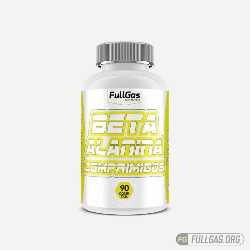 BETA ALANINA 1g - 90 Comprimidos
