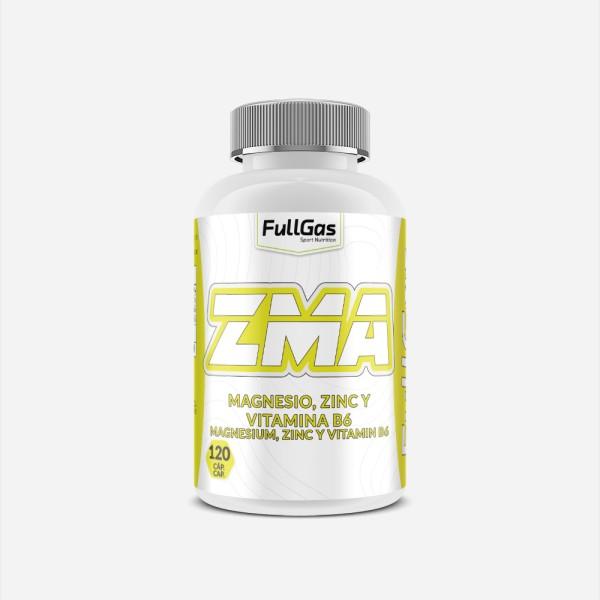 ZMA (Zinc+Magnesio) 120 cáps