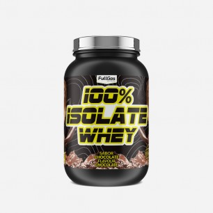 100% ISOLATE WHEY Chocolate...