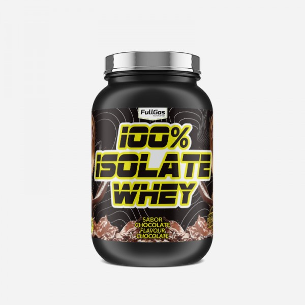 100% ISOLATE WHEY Chocolate 1,8kg