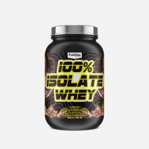 100% ISOLATE WHEY Doble...