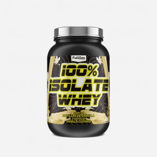 100% ISOLATE WHEY Vainilla...