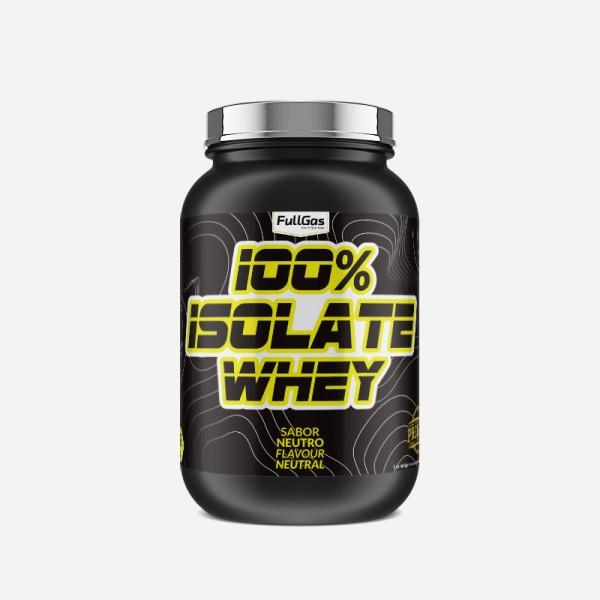 100% ISOLATE WHEY Neutro 1,8kg