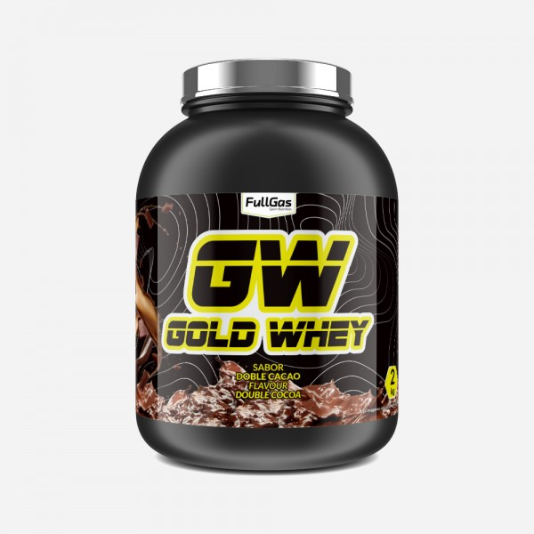 GOLD WHEY Chocolate 4kg