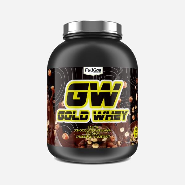GOLD WHEY Chocolate-Avellana 4kg