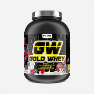 GOLD WHEY Frutas del Bosque...