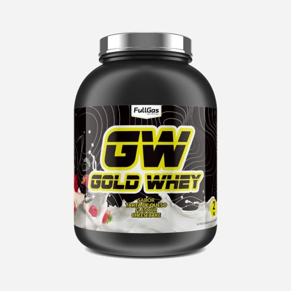 GOLD WHEY Tarta de Queso 4kg