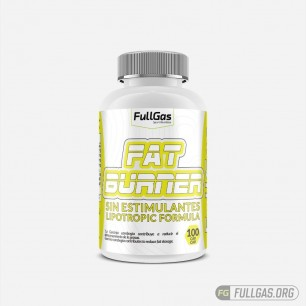 Fat Burner SIN ESTIMULANTES...