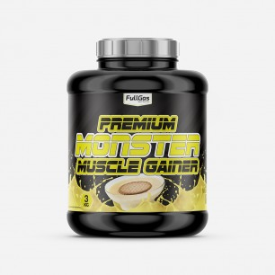 MONSTER Premium Gainer...