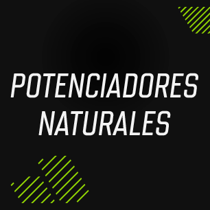 Potenciadores naturales