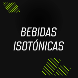 Bebidas energéticas/isotónicas