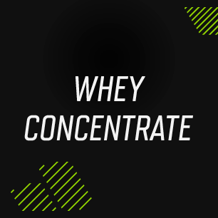 Whey concentrate 80